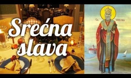 Srecna slava Sveti Nikola