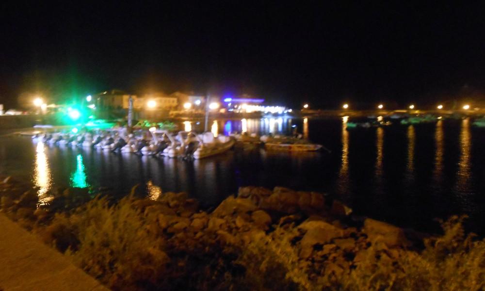 Korzika Balanja 11 nocu