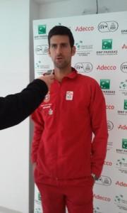 Novak Djoković NOVOSTIDANA.RS