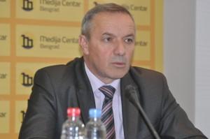 Miodrag Peric, predsednik udruzenja racunovodstenih usluga 2