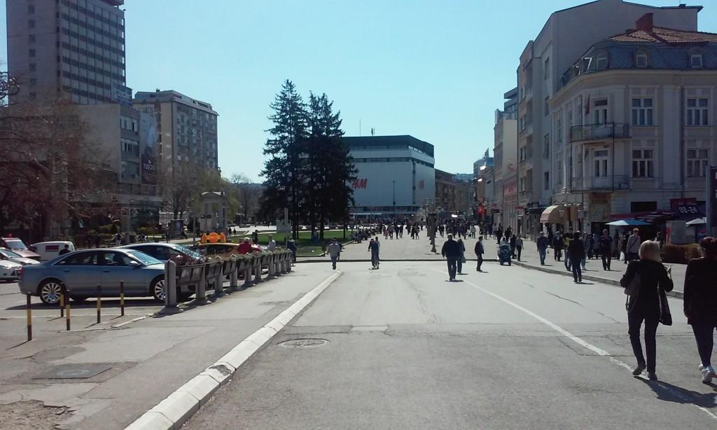 Nis, centar grada novosti dana.rs