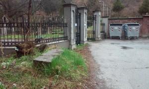 ulaz u Staro groblje