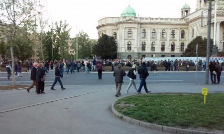 Protest novostidana.rs