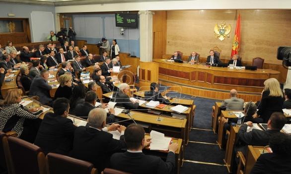 Skupština Crne Gore sutra o članstvu u NATO