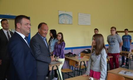 Bela Palanka skola Sarcevic Miljkovic