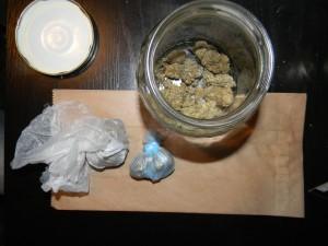 Nis, hapsenje DROGA, foto MUP