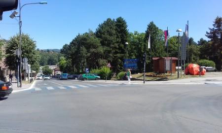 Gornji Milanovac centar