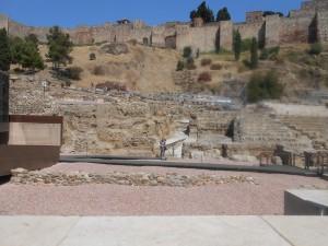 Rimsi amfiteatar Malaga