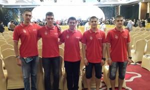Tim Srbije iz fizike u Indoneziji