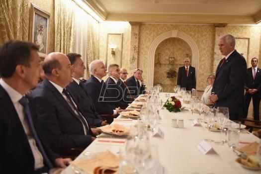 Pens: Crna Gora ima vodeću ulogu u odbrani stabilnosti zapadnog Balkana