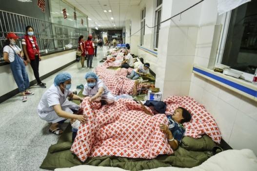 U nedavnom zemljotresu u Kini stradale 24, povredjeno više od 490 osoba