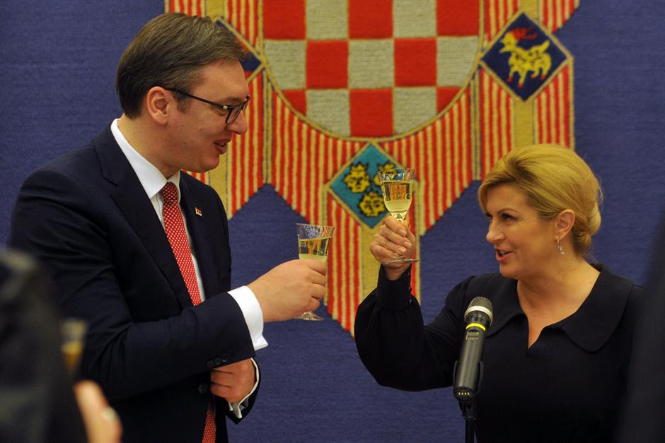 vučić, kolinda,grabar kitrović,